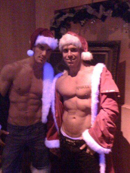 AS GAY AS CHRISTMAS Gay Christmas Santa Gay