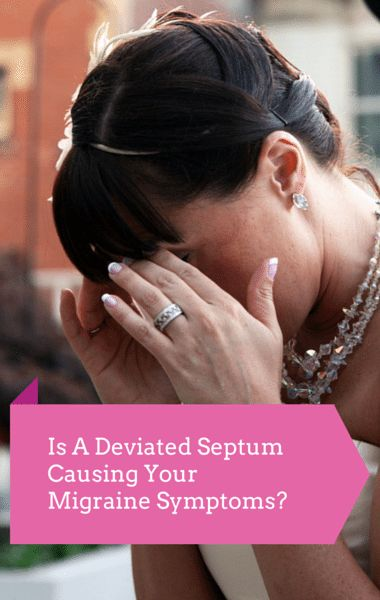 Are you suffering from chronic migraines with no relief? The Doctors learned more about why a deviated septum could actually be to blame for those constant, painful symptoms.