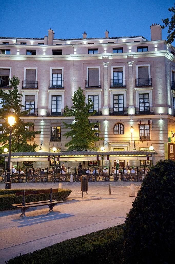 Terraza Cafè de Oriente #terraza #terrazaMadrid #cafedeOriente #Madrid #TerrazasenMadrid #terrazas