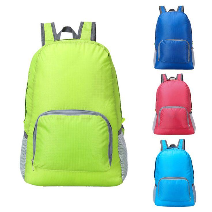Lightweight Foldable Waterproof Nylon Women Men Children Skin Pack Backpack Travel Outdoor Sports Camping Hiking Bag Rucksack //Price: $8.99 & FREE Shipping //     #hashtag2