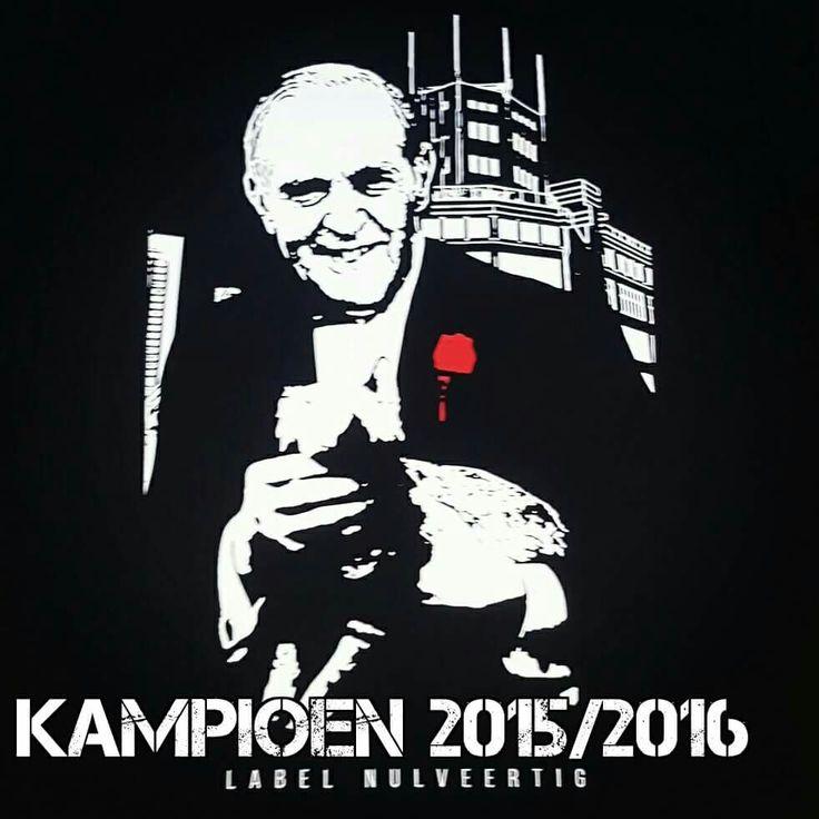Frits Philips  PSV KAMPIOEN 2015 2016 LABEL040