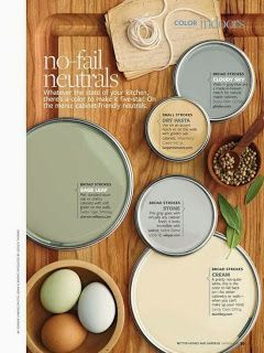 No Fail Neutrals!!! Paint Color Schemes! From Blacktop to Dirt Road: Sunrise Road