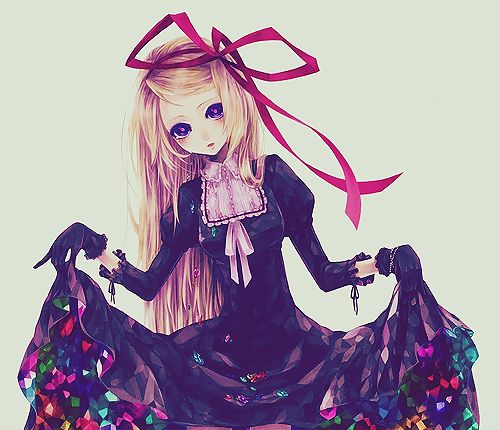 459 best images about girly anime on pinterest beautiful - Best girly anime ...