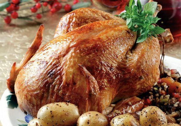 κοτόπουλο γεμιστό συνταγη