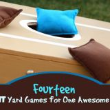 14 GIANT Yard Games