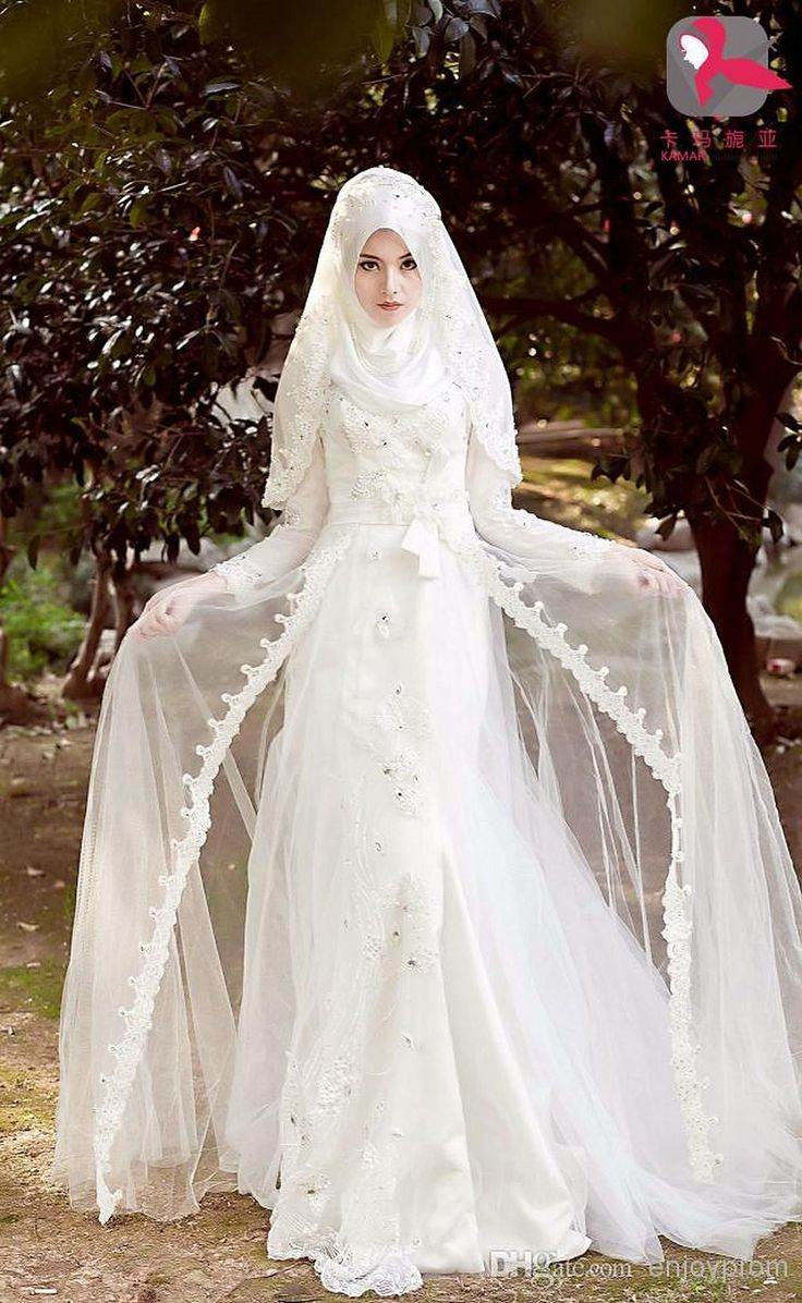 Awesome 60+ Wedding Moslem Dress Inspiration https://weddmagz.com/60-wedding-moslem-dress-inspiration/