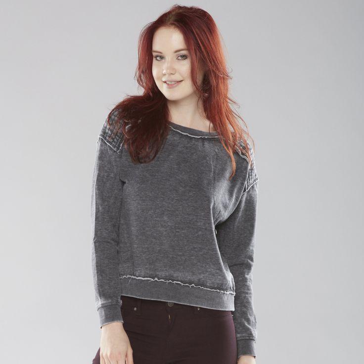 Super soft Burnout Sweatershirt