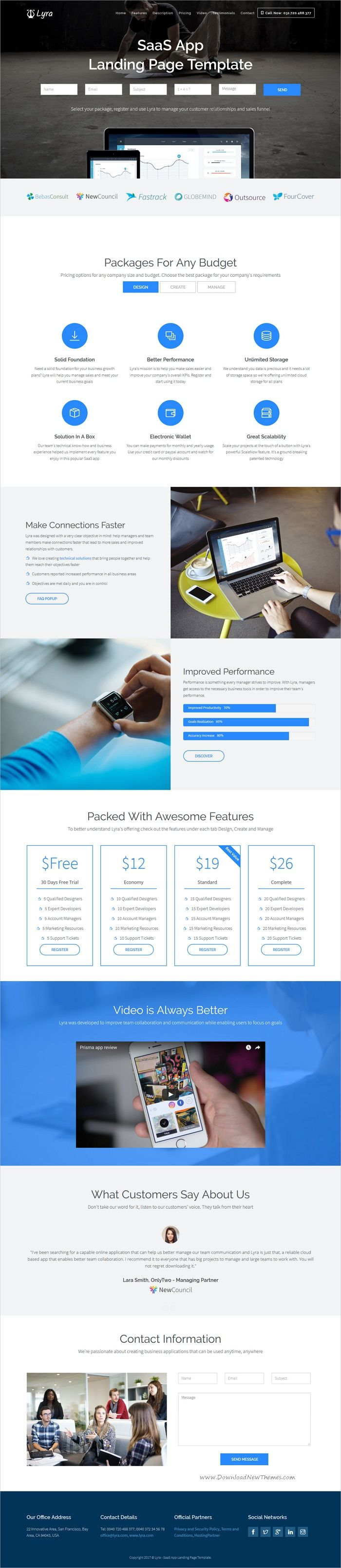 Lyra is clean and modern design 8in1 responsive #Joomla template for multipurpose app #landing page website with page builder download now > https://themeforest.net/item/lyra-saas-app-landing-page-multipurpose-joomla-template-with-page-builder/19909055?ref=Datasata