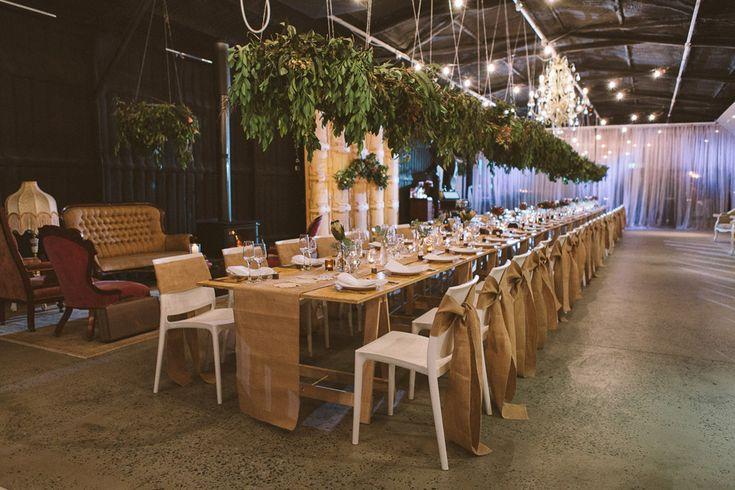 Adelaide warehouse venue Ten22