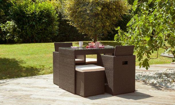 Groupon Salon De Jardin In 2020 Outdoor Decor Outdoor Furniture Sets Design