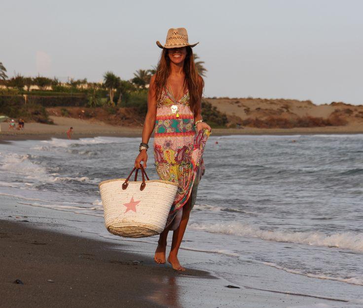 long dress for the beach | mytenida en stylelovely.com