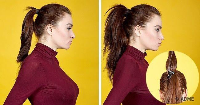 9хитростей, которые помогут придать объем вашим волосам