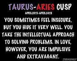 ... ideas about Aries Taurus Cusp on Pinterest   Taurus Aries and Zodiac