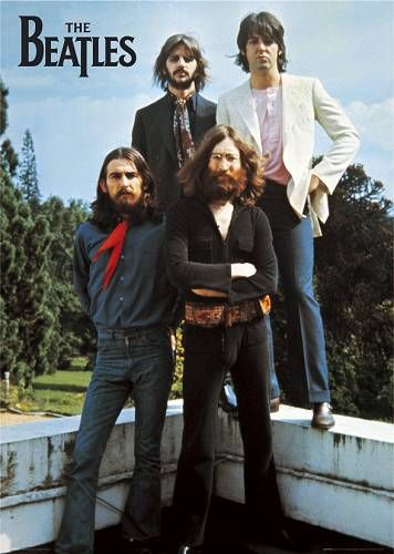 Richard Starkey, Paul McCartney, George Harrison, and John Lennon (August 22, 1969: