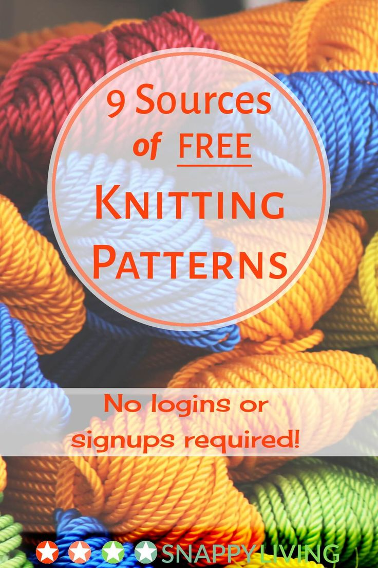 5828 best Knitting Patterns images on Pinterest | Knitting patterns ...