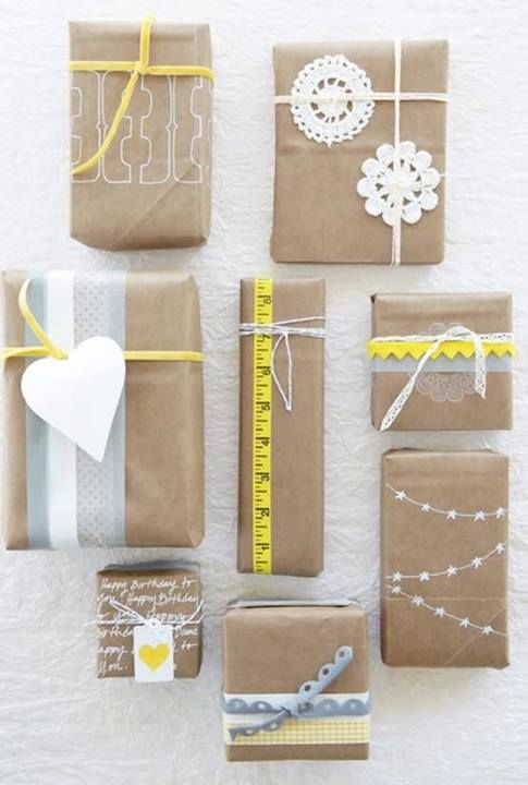 embalagens para presente