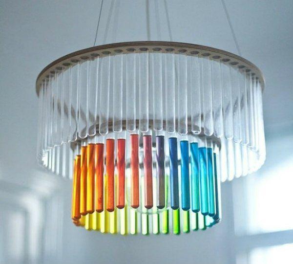 26 besten Schicke Lampen Bilder auf Pinterest Kronleuchter - küchenbeleuchtung led selber bauen