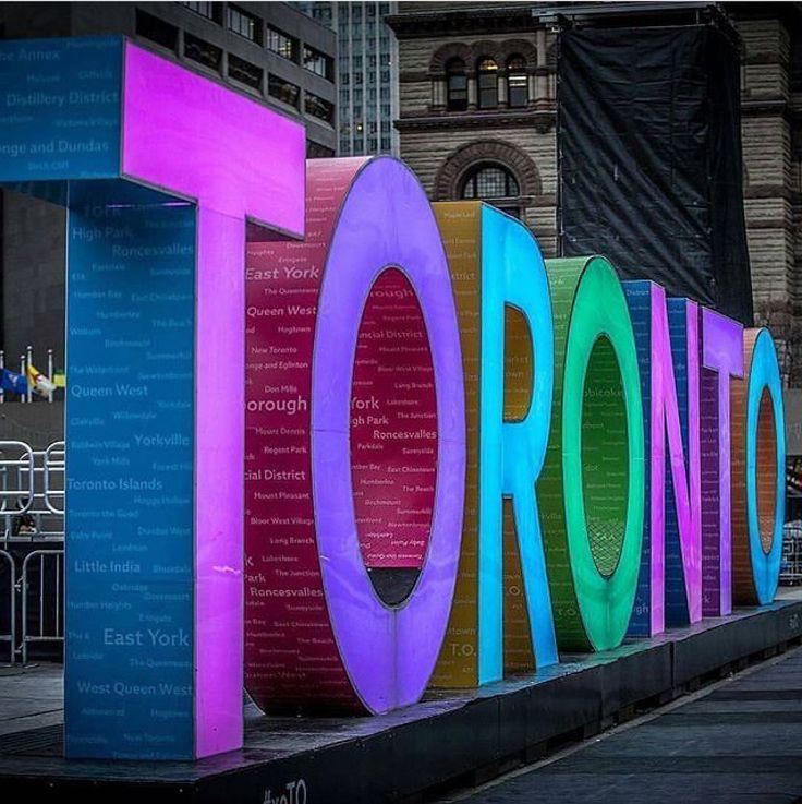 Toronto Neon Sign