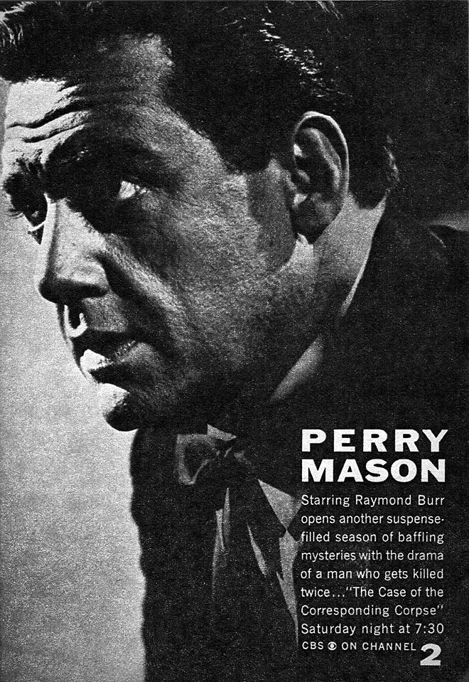 412 best images about perry mason and della on pinterest for Perry cr309 s manuale