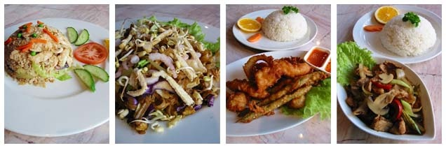 Jonel Thai is a thai restaurant that offers lunch and A'la Carte dishes everyday. #Jonel #Thai