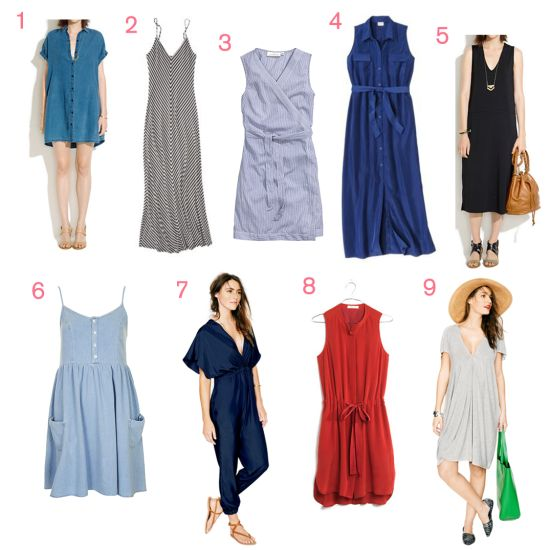 9 Nursing-Friendly Dresses | With Love