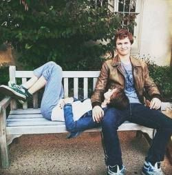 couple cute Casal casais the fault in our stars tfios Bajo la misma estrella the fault in our stars movie tfios movie