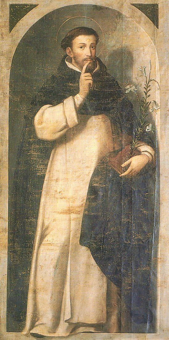 Diego Valentin, XVII, st Dominique