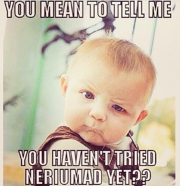 You havent tried it ask me how.  Www.minkasilva.nerium.com