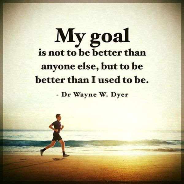 #QUOTE - How to be better...