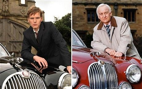 Prequel based on Morse's early days in the force, called Endeavour, a reference to Morse's first name.