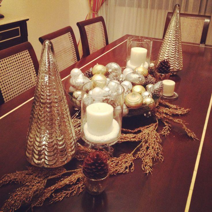 Centro mesa navidad