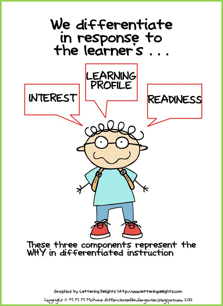 63 best Differentiated lessons images on Pinterest