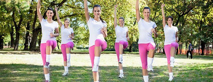 #Aerobik – ritmične vježbe uz dobru zabavu