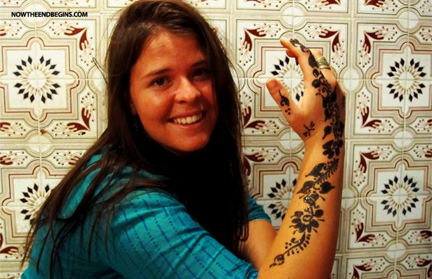 "Kayla Mueller also praised Palestinians who attacked Israelis with rocks and said she marched ""arm in arm"" with them and supported their violence. / Antisemitic Terror Victim Kayla Mueller's Ironic Allegiance To Islam Was Ultimately Her Undoi… http://www.nowtheendbegins.com/blog/?p=30733 via @NowTheEndBegins"
