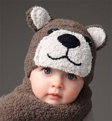 modele tricot bonnet avec oreilles