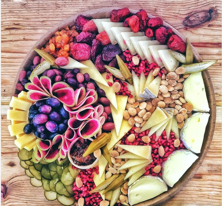Gorgeous vegetable charcuteries are the new Instagram food trend and we know why!