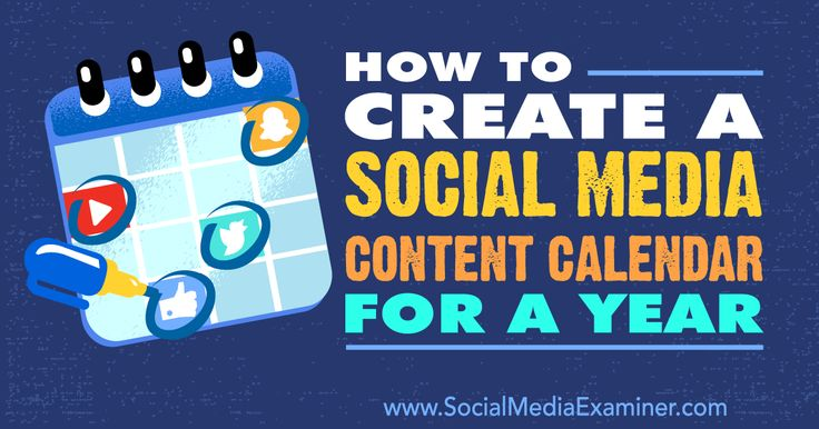 Want to deliver quality social media content for the next year? Discover how to fill a social media content calendar with a year's worth of content.