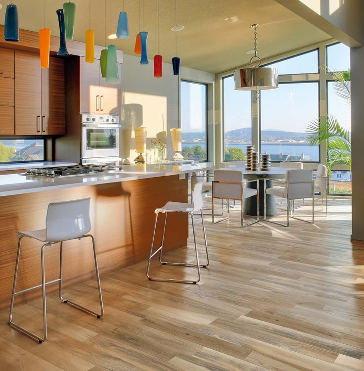 Kitchen Floor Tiles Modern: 11 Best Contemporary Modern Wood Look Tile Flooring Images