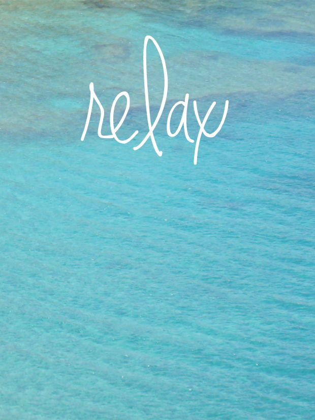 Summer in Greece- relax free printable