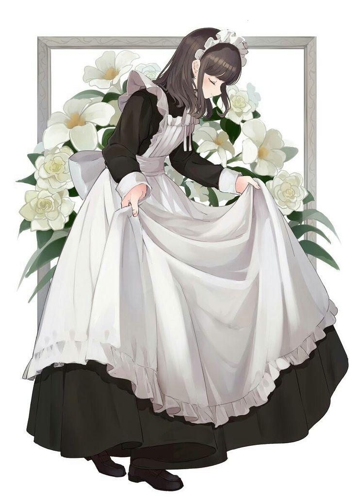Pin by hans landa on random anime maid outfit anime