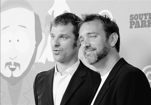 """South Park Creatory Matt Stone and Trey Parker on Plotting using the Key words """"But"""" and """"Therefore""""."""