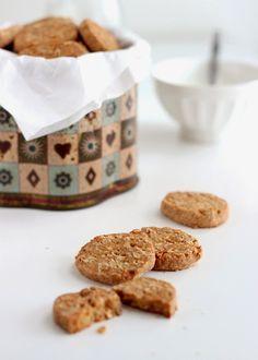 biscotti croccanti ai fiocchi d'avena di Luca Montersino