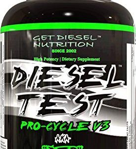Diesel Test Procycle, 204 tablets