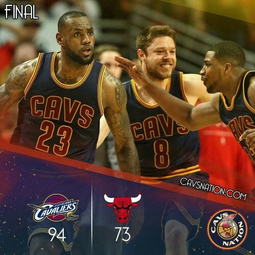 King James and the Cavs