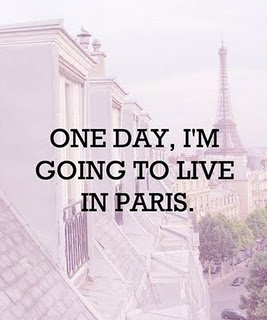 This is for my best friend who moved to Paris for a year. You're are amazing!