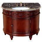 "75"" Bosconi T-3688 Double Vanity - traditional - bathroom vanities and sink consoles - by Bosconi Wholesale Bathroom Vanities"