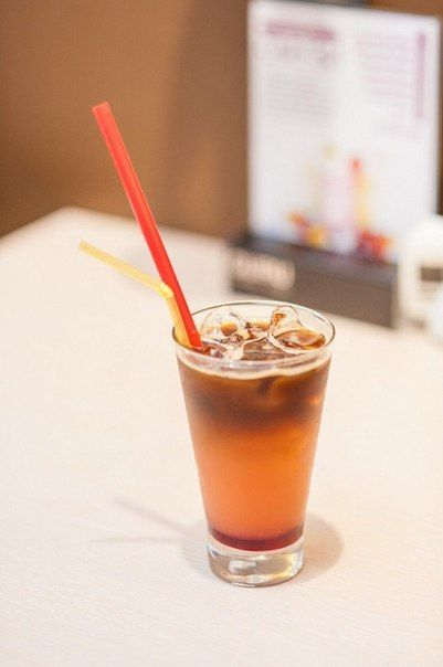 Грейпфрутовый кофе