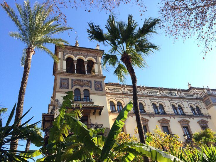 Alfonso XIII Hotel #luxury #Sevilla