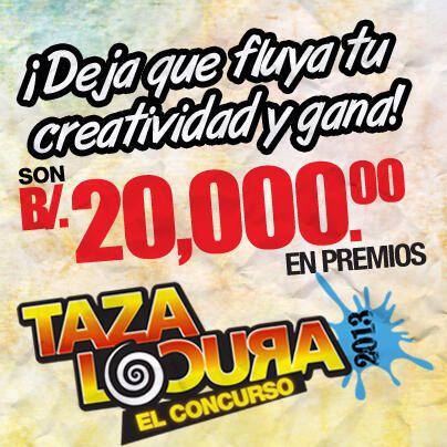 Una de las tazas de la próxima colección Taza Locura Café Durán, ¡puede ser la tuya!. Exprésate, participa y ¡gana!.