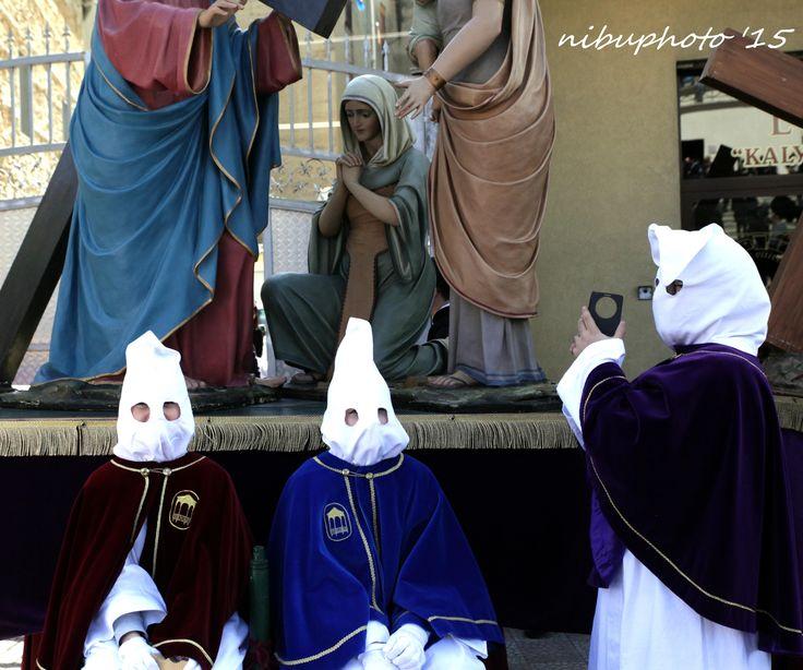 San Cataldo, Enna, Processo a Gesù - Trial of Jesus - Ph Nino Buda #easterinsicily #visitsicily #sancataldo #nibuphoto
